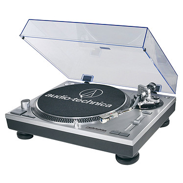 Audio-Technica AT-LP120USBHC Platine vinyle à 3 vitesses (33-45-78 trs/min) avec port USB