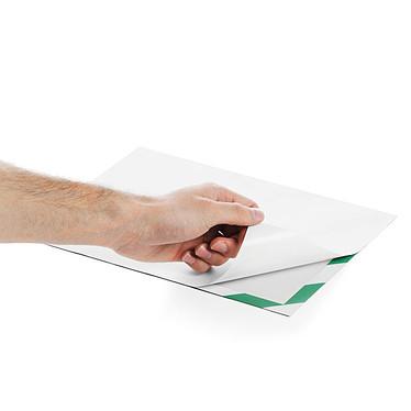 Acheter Durable Sachet de 2 cadres Duraframe Security A4 Vert/Blanc