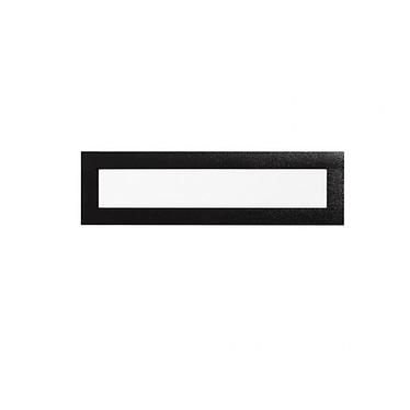 Durable Sachet de 5 cadres Duraframe Magnetic Top A4 Noir