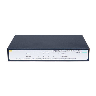 HPE OfficeConnect 1420 5G PoE+