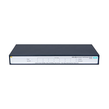 HPE OfficeConnect 1420 8G PoE+