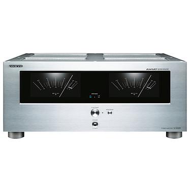 Onkyo M-5000R Argent Amplificateur de puissance stéréo 2 x 150 W