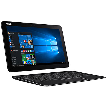 "ASUS Transformer Book T302CA-FL013R + Clavier Intel Core m7-6Y75 8 Go SSD 256 Go 12.5"" LED Full HD Tactile Wi-Fi AC/Bluetooth Webcam Windows 10 Professionnel 64 bits (garantie constructeur 2 ans)"