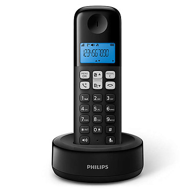 Philips D1311B/FR Noir