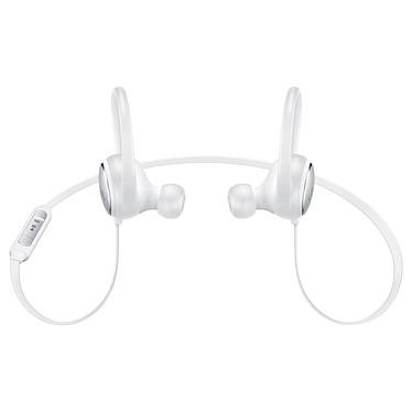 Samsung Level Active Blanc Écouteurs intra-auriculaires sportifs sans fil Bluetooth avec télécommande