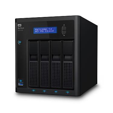 WD My Cloud Série Pro PR4100 24 To (4 x 6 To)