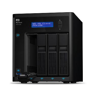 WD My Cloud Série Pro PR4100 24 To (4 x 6 To) pas cher