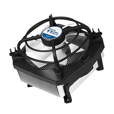 Arctic Alpine 11 PRO REV.2 Ventilador del procesador (para zócalo Intel 775/1150/1151/1155/1156)