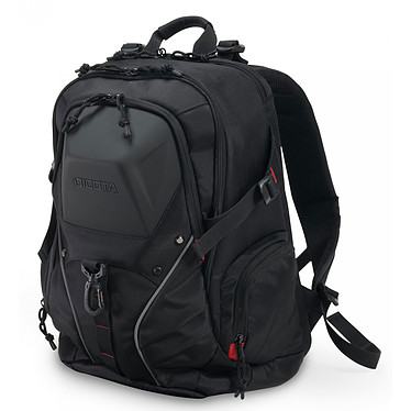 Dicota Backpack E-Sports 15-17.3 (noir)