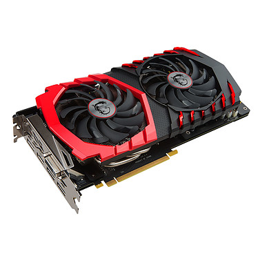 Carte graphique MSI GeForce GTX 1060 GAMING X 6G