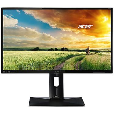 """Acer 27"""" LED - CB271HUbmidprx 2560 x 1440 pixels - 6 ms - Format 16/9 - Dalle IPS - DisplayPort - HDMI - Noir (Garantie constructeur 3 ans)"""