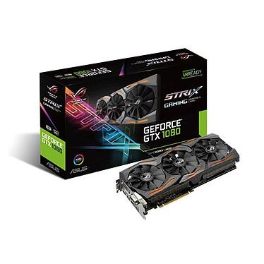 ASUS GeForce GTX 1080 - ROG STRIX-GTX1080-8G-GAMING