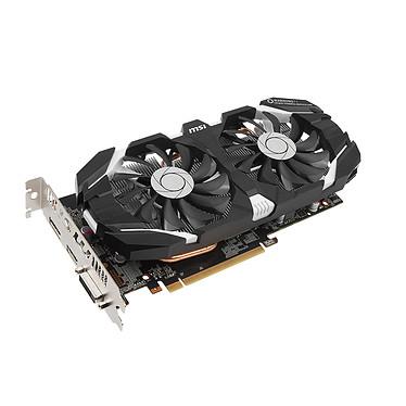 Avis MSI GeForce GTX 1060 6GT OC