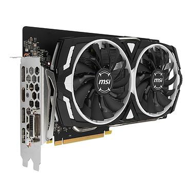 Avis MSI GeForce GTX 1060 ARMOR 6G OC