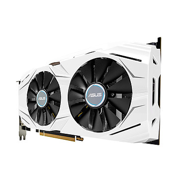 ASUS GeForce GTX 1060 DUAL-GTX1060-O6G pas cher