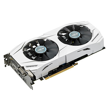 Carte graphique ASUS GeForce GTX 1060 DUAL-GTX1060-O6G