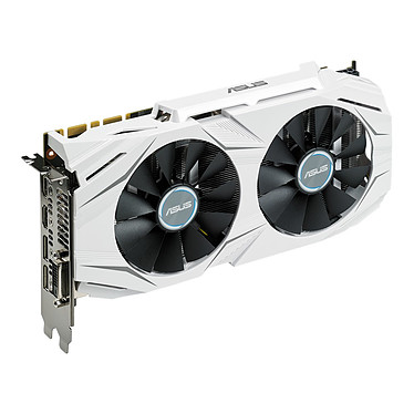 Avis ASUS GeForce GTX 1070 DUAL-GTX1070-8G