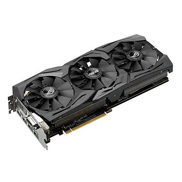 Avis ASUS GeForce GTX 1080 ROG STRIX-GTX1080-A8G-GAMING