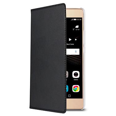 Swiss Charger Etui Folio Noir Huawei P9 Lite Etui de protection pour Huawei P9 Lite