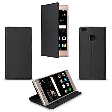 Acheter Swiss Charger Etui Folio Noir Huawei P9 Lite