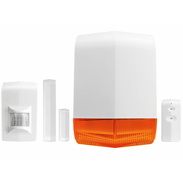 Trust Smart Home Kit de sécurité sans fil ALSET-2000