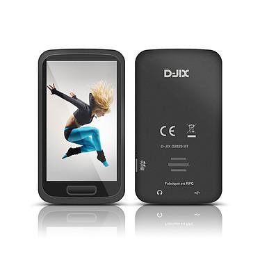 """D-Jix  D2825BT Lecteur MP4 - Ecran tactile 2.8"""" - Radio FM - Bluetooth"""