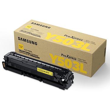 Samsung CLT-Y503L Toner jaune (5 000 pages à 5%)