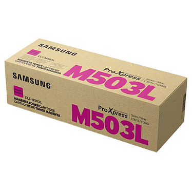 Avis Samsung CLT-M503L