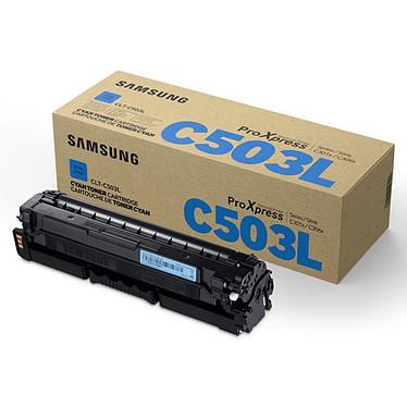 Samsung CLT-C503L Toner Cyan (5 000 pages à 5%)