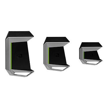 NVIDIA SLI HD Bridge Medium Pont SLI haut débit 3 slots pour GeForce GTX 1070/1080