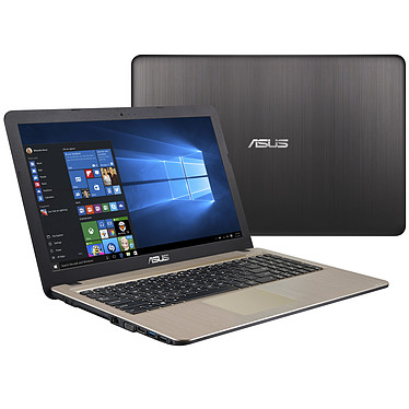 "ASUS A540LA-XX373T Intel Core i3-5005U 4 Go 1 To 15.6"" LED HD Graveur DVD Wi-Fi N/Bluetooth Webcam Windows 10 Famille 64 bits (garantie constructeur 2 ans)"
