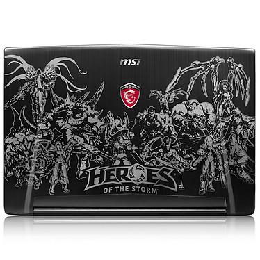 Acheter MSI GT72S 6QE-483FR Dominator Pro G Heroes of the Storm + Pack Dragon Fever Summer OFFERT !