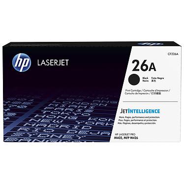 HP CF226A Toner d'impression 26A black pour imprimante HP LaserJet (3100 pages)