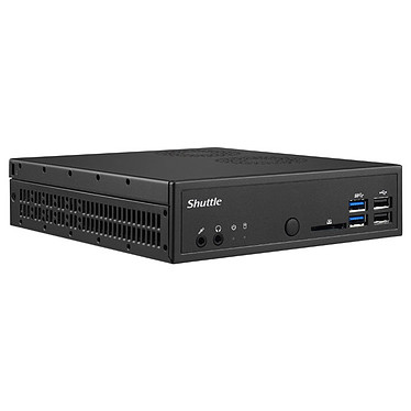 Shuttle DH110 Mini-Barebone - 90W (Intel H110 Express)
