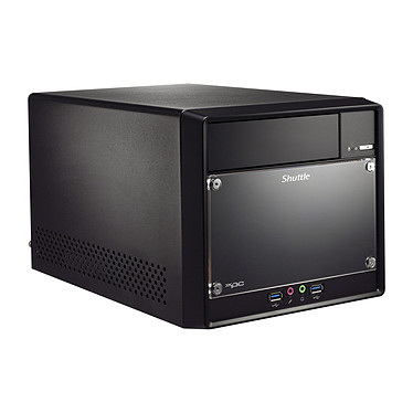 Shuttle SH110R4 Mini-Barebone (Intel H110 Express)