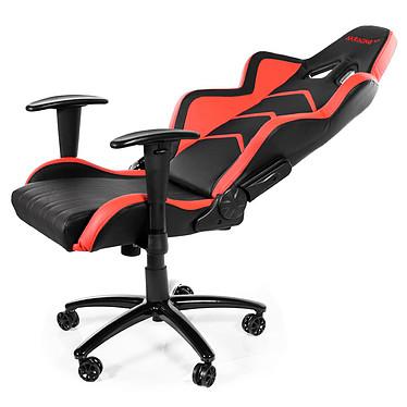 "AKRacing Player Gaming Chair (rouge) + coffret Blu-ray ""SOS Fantômes 1&2"" OFFERT ! pas cher"