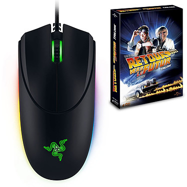 Razer Diamondback Chroma + coffret DVD OFFERT !