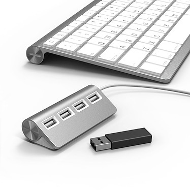 Avis Mobility Lab USB 2.0 Hub for Mac