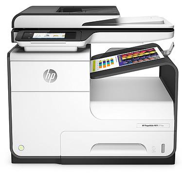 HPPageWide 377dw MFP Imprimante multifonction jet d'encre 4-en-1 couleur recto/verso automatique (Wifi/USB 2.0/Ethernet/NFC)