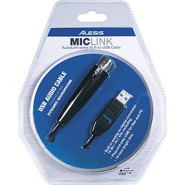 Alesis MicLink Cable USB / XLR (5 metros)