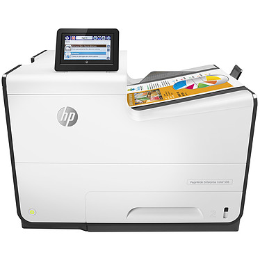 Avis HP PageWide Enterprise 556dn