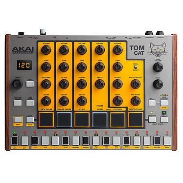 Akai Pro Tom Cat Boite à rythmes percussions + clap ou tom disco