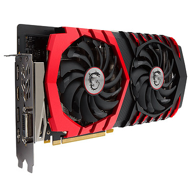 Avis MSI GeForce GTX 1060 GAMING 6G