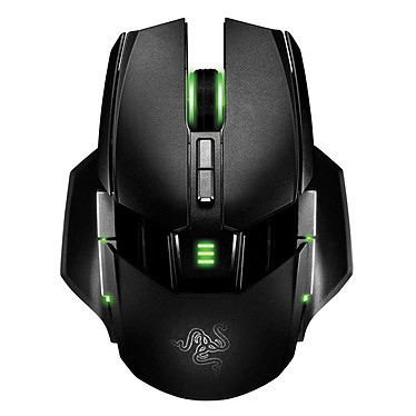 Acheter Razer BlackWidow Ultimate 2016 Stealth Edition + Ouroboros