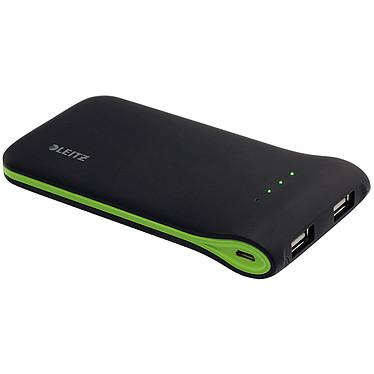 Leitz Complete Batterie 5000 mAh (Noir) Chargeur de batterie externe 5000 mAh avec 2 ports USB