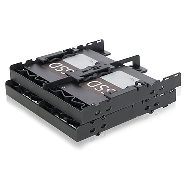 Avis ICY DOCK Flex-Fit Quattro MB344SP