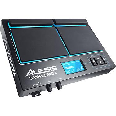 Alesis SamplePad-4 Multipads en goma sensible 4 zonas + reproductor de muestras