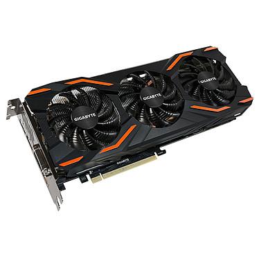 Avis Gigabyte GeForce GTX 1080 WINDFORCE OC GV-N1080WF3OC-8GD