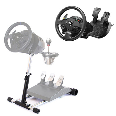 Thrustmaster TMX Force Feedback + Wheel Stand Pro v2