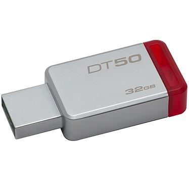 Kingston DataTraveler 50 32 Go Clé USB 3.0 32 Go (garantie constructeur 5 ans)